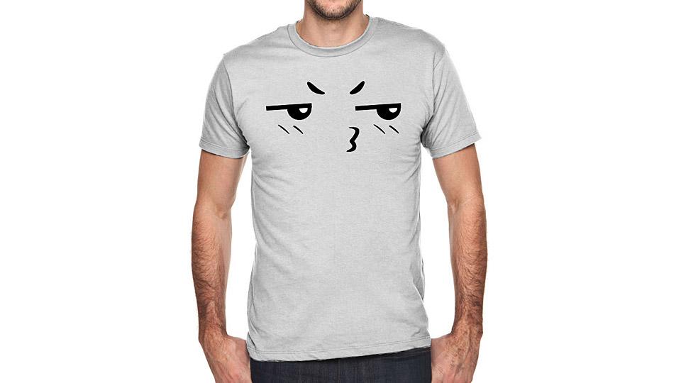 Grumbler Face